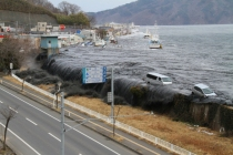 Tsunami de japón, una magen que dio la vuelta al mundo
