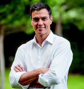 Pedro Sánchez. (Foto Internet)